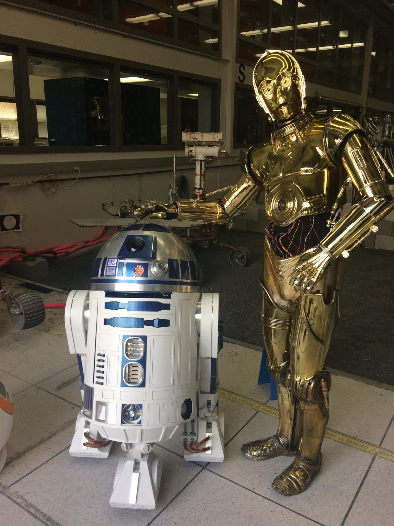 R2 and friends